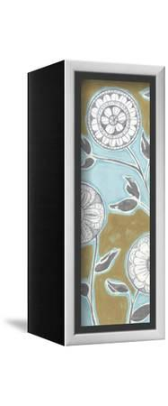 Quirk III-Jennifer Goldberger-Framed Stretched Canvas Print