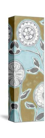 Quirk III-Jennifer Goldberger-Stretched Canvas Print