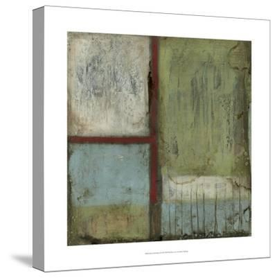 Rustic Minimalism II-Jennifer Goldberger-Stretched Canvas Print