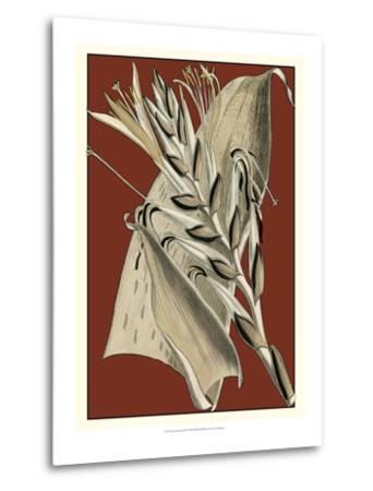 Exotic Botanical II--Metal Print