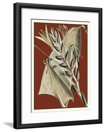 Exotic Botanical II--Framed Art Print