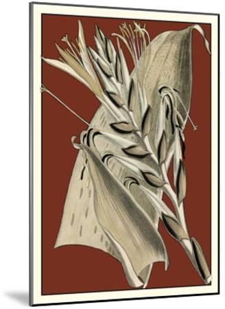 Exotic Botanical II--Mounted Art Print