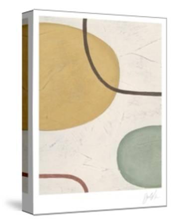 Demitasse IX-June Vess-Stretched Canvas Print