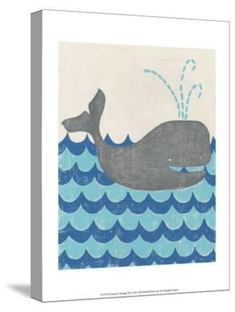 Truman's Voyage III-Chariklia Zarris-Stretched Canvas Print