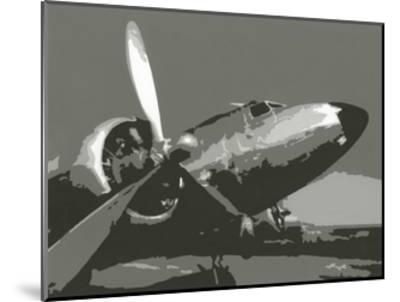 Classic Aviation I-Ethan Harper-Mounted Art Print