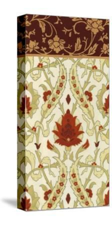 Non-Embellished Royal Palace Panel II-Erica J^ Vess-Stretched Canvas Print