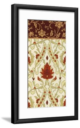 Non-Embellished Royal Palace Panel II-Erica J^ Vess-Framed Art Print