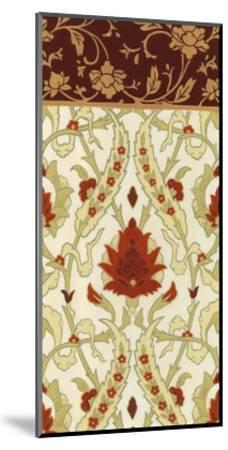 Non-Embellished Royal Palace Panel II-Erica J^ Vess-Mounted Art Print