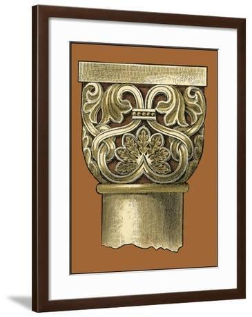 Graphic Capital II-Vision Studio-Framed Art Print