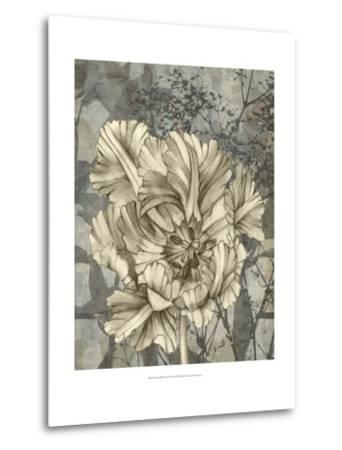 Tulip and Wildflowers IX-Jennifer Goldberger-Metal Print