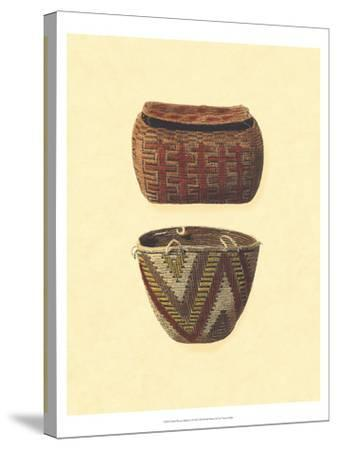 Hand Woven Baskets I-Vision Studio-Stretched Canvas Print