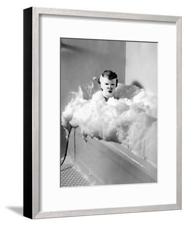 Helena Rubenstein Fifth Avenue Salon--Framed Photo