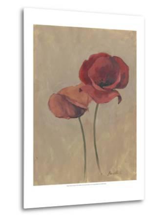 Blooms and Stems II-Marietta Cohen-Metal Print