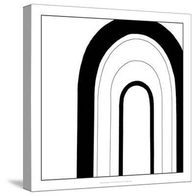 Divergence I-Chariklia Zarris-Stretched Canvas Print