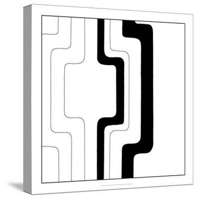 Divergence IV-Chariklia Zarris-Stretched Canvas Print