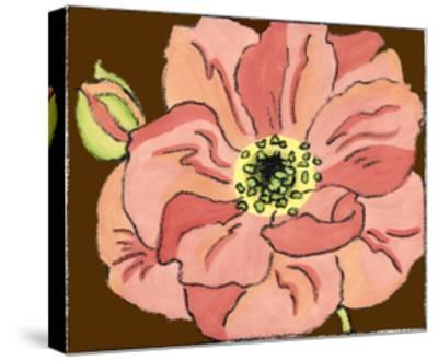 Petal Poetry II-Nancy Slocum-Stretched Canvas Print