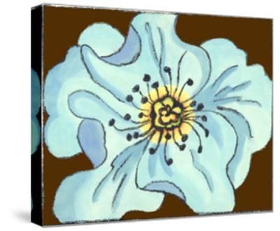 Petal Poetry III-Nancy Slocum-Stretched Canvas Print
