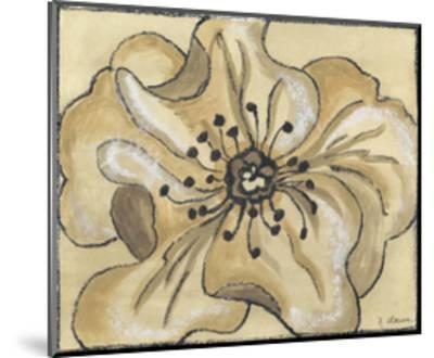 Tone on Tone Petals IV-Slocum Nancy-Mounted Art Print