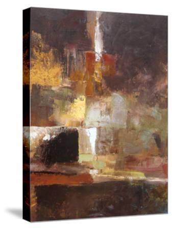 Earth Tones II-Marietta Cohen-Stretched Canvas Print