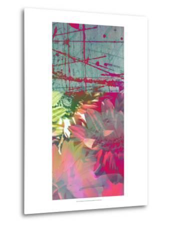 Pink Wonders II-Ricki Mountain-Metal Print
