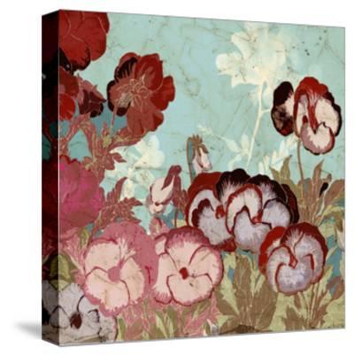 Tokyo Rose II-Vision Studio-Stretched Canvas Print