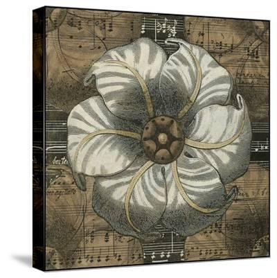 Rosette Detail III-Vision Studio-Stretched Canvas Print