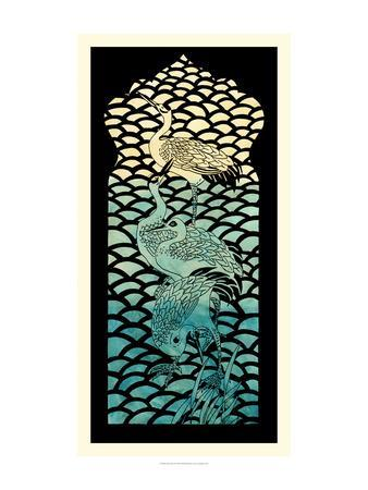 Tide Water II-Chariklia Zarris-Framed Art Print