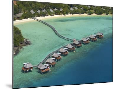 Likuliku Lagoon Resort, Malolo Island, Mamanuca Islands, Fiji-David Wall-Mounted Photographic Print