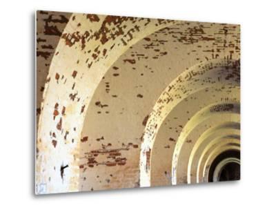 Fort Pulaski, Tybee Island, Georgia, USA-Joanne Wells-Metal Print