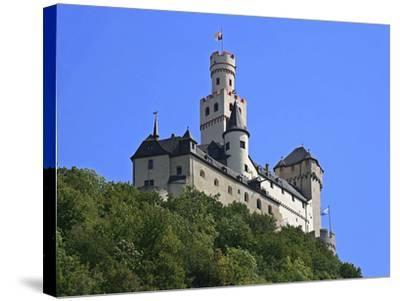 Castle Marksburg, Braubach, Germany-Miva Stock-Stretched Canvas Print