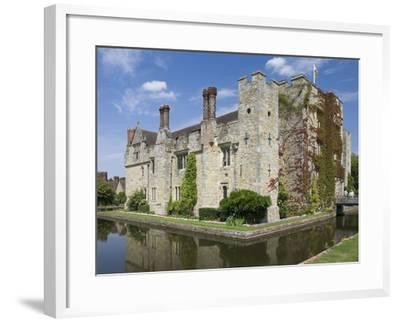 Hever Castle, Dating from the 13th Century, Childhood Home of Anne Boleyn, Kent, England, UK-James Emmerson-Framed Photographic Print