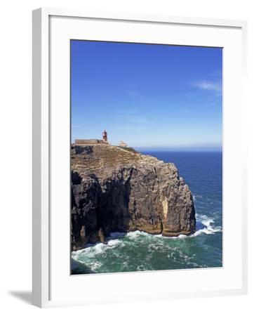 Cabo de Sao Vicente (Cape St. Vincent), Algarve, Portugal, Europe-Jeremy Lightfoot-Framed Photographic Print