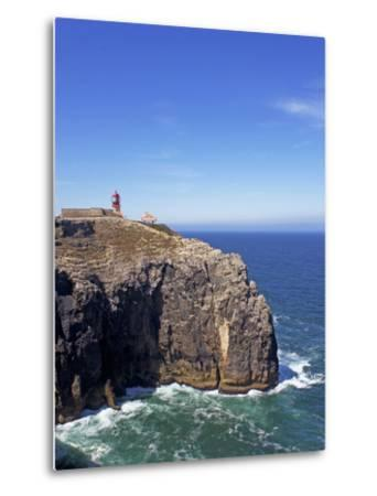 Cabo de Sao Vicente (Cape St. Vincent), Algarve, Portugal, Europe-Jeremy Lightfoot-Metal Print
