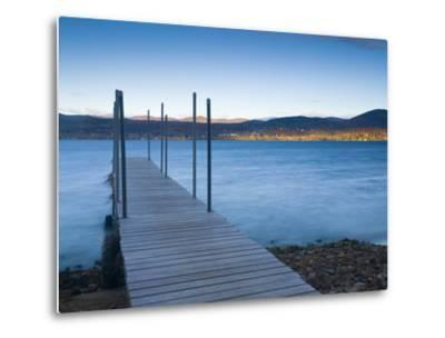 Lake Champlain, Vermont, New England, United States of America, North America-Alan Copson-Metal Print