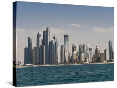 Dubai, United Arab Emirates, Middl East-Antonio Busiello-Stretched Canvas Print