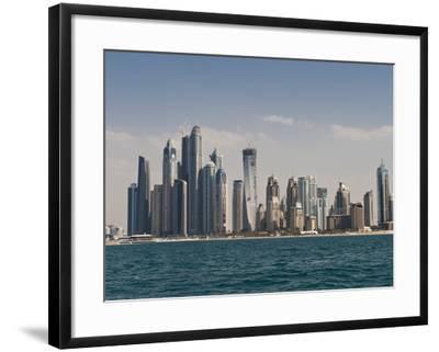 Dubai, United Arab Emirates, Middl East-Antonio Busiello-Framed Photographic Print
