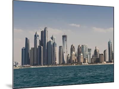 Dubai, United Arab Emirates, Middl East-Antonio Busiello-Mounted Photographic Print