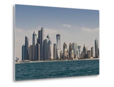 Dubai, United Arab Emirates, Middl East-Antonio Busiello-Metal Print