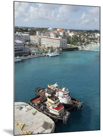 Nassau, Bahamas, West Indies, Caribbean, Central America-Angelo Cavalli-Mounted Photographic Print