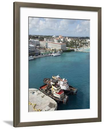 Nassau, Bahamas, West Indies, Caribbean, Central America-Angelo Cavalli-Framed Photographic Print