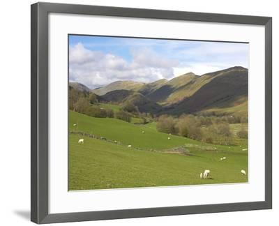 Kirkstone Pass, Lake District National Park, Cumbria, England, United Kingdom, Europe-Jeremy Lightfoot-Framed Photographic Print