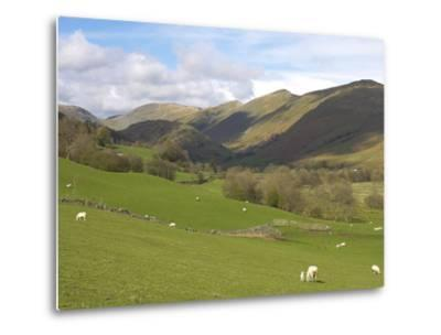 Kirkstone Pass, Lake District National Park, Cumbria, England, United Kingdom, Europe-Jeremy Lightfoot-Metal Print