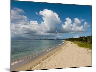 Pinney's Beach, Nevis, St. Kitts and Nevis, West Indies, Caribbean, Central America-Sergio Pitamitz-Mounted Photographic Print