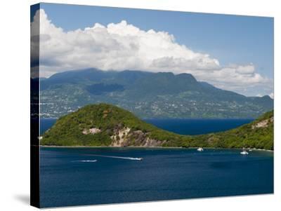 Ilet a Cabrit, Iles Des Saintes, Terre de Haut, Guadeloupe, French Caribbean, France, West Indies-Sergio Pitamitz-Stretched Canvas Print