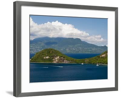 Ilet a Cabrit, Iles Des Saintes, Terre de Haut, Guadeloupe, French Caribbean, France, West Indies-Sergio Pitamitz-Framed Photographic Print