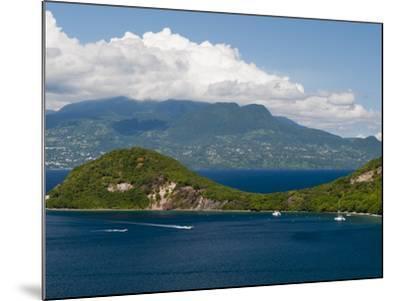 Ilet a Cabrit, Iles Des Saintes, Terre de Haut, Guadeloupe, French Caribbean, France, West Indies-Sergio Pitamitz-Mounted Photographic Print