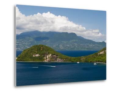 Ilet a Cabrit, Iles Des Saintes, Terre de Haut, Guadeloupe, French Caribbean, France, West Indies-Sergio Pitamitz-Metal Print