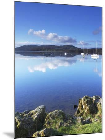 Sunrise, Ambleside, Lake Windermere, Lake District National Park, Cumbria, England, UK, Europe-Jeremy Lightfoot-Mounted Photographic Print