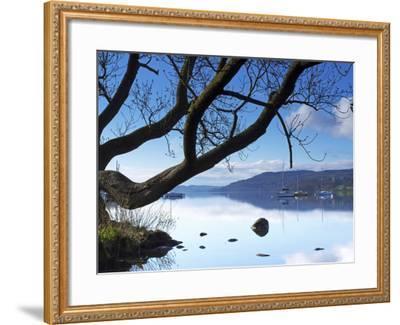 Sunrise, Ambleside, Lake Windermere, Lake District National Park, Cumbria, England, UK, Europe-Jeremy Lightfoot-Framed Photographic Print