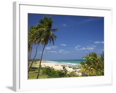 Nilaveli Beach and the Indian Ocean, Trincomalee, Sri Lanka, Asia-Peter Barritt-Framed Photographic Print
